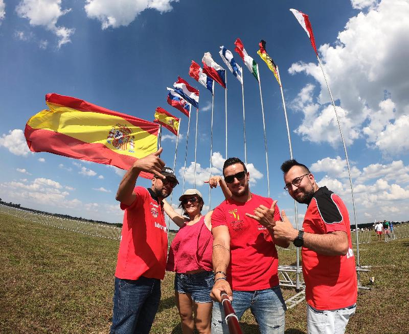 V OPEN POLAND PARAMOTOR SLALOM CHAMPIONSHIPS 2019