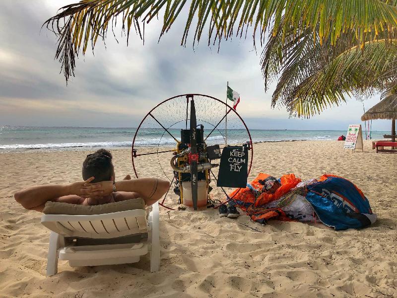 PRIMERA AVENTURA DEL 2018: MÉXICO !