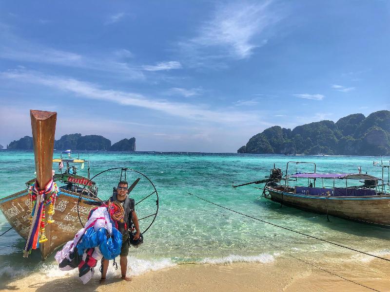 AVENTURA EN TAILANDIA 2018