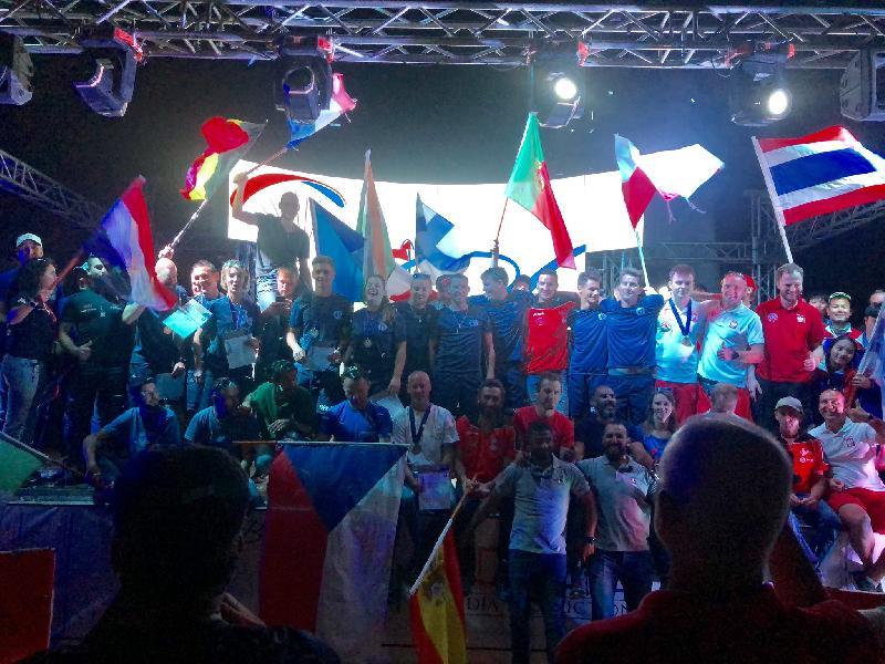 CAMPEONATO DEL MUNDO EGIPTO 2018