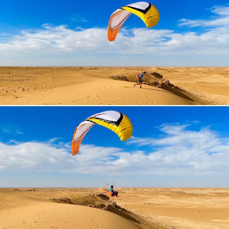 Nueva visita a los campamentos Saharauis