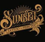 sunset tatto